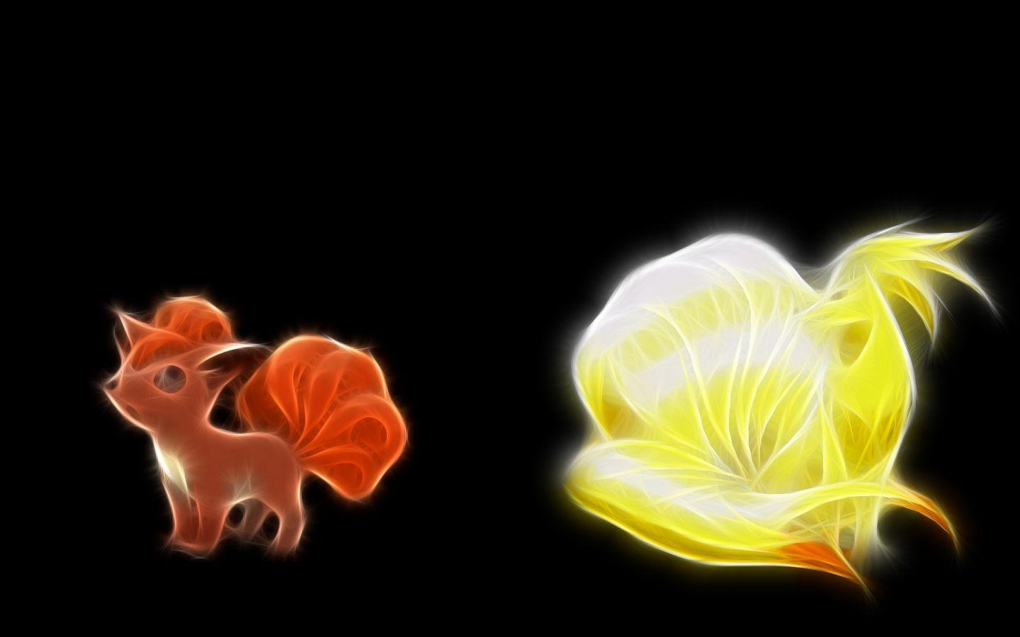 pokemon vulpix ninetails 1440x900 wallpaper High Quality ...