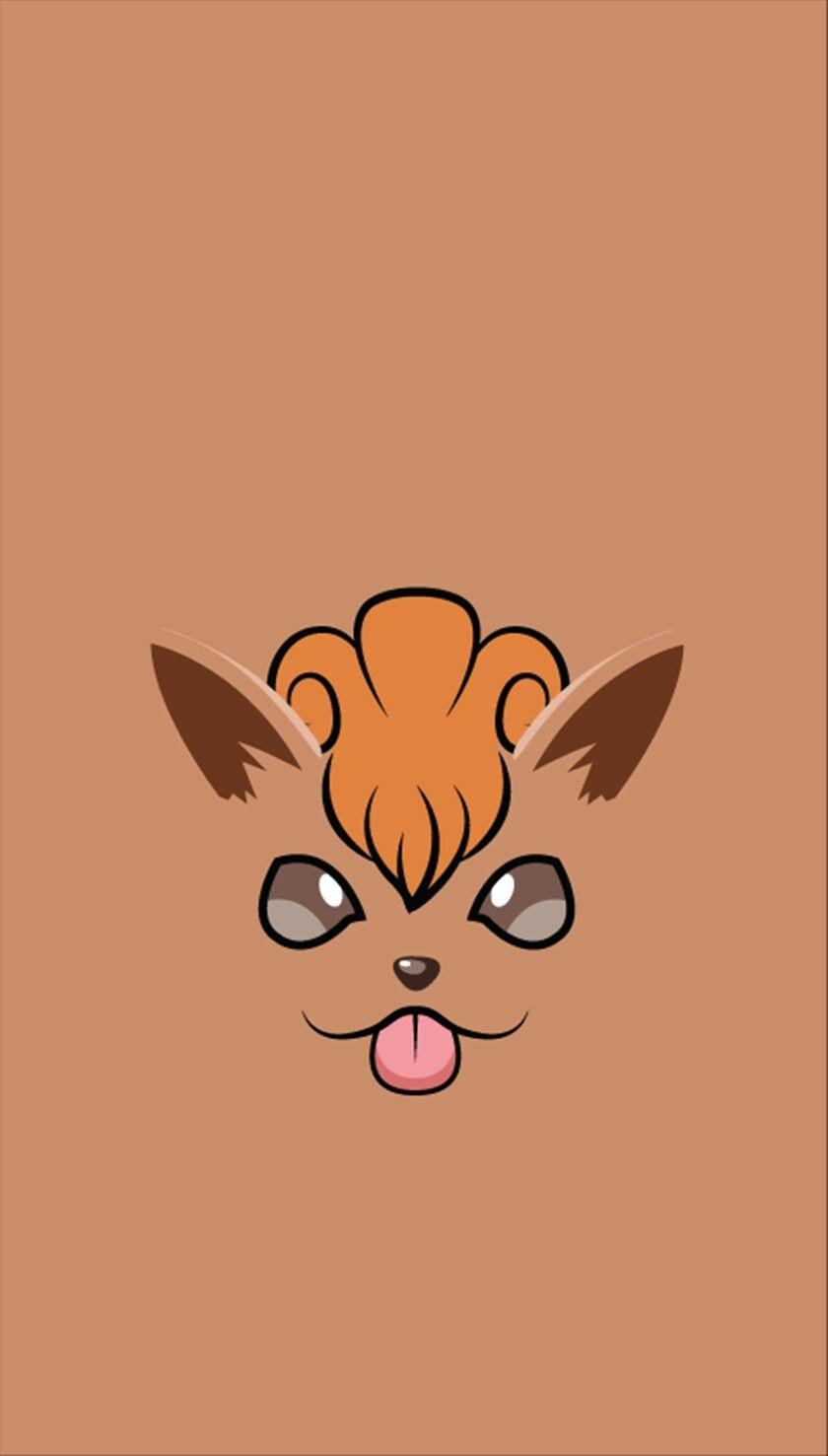Vulpix wallpaper ❤ | DIY Projects | Pinterest | Wallpaper ...