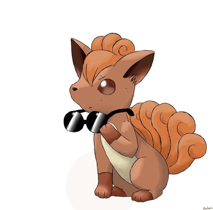 Mother of Vulpix by Rioteru on DeviantArt