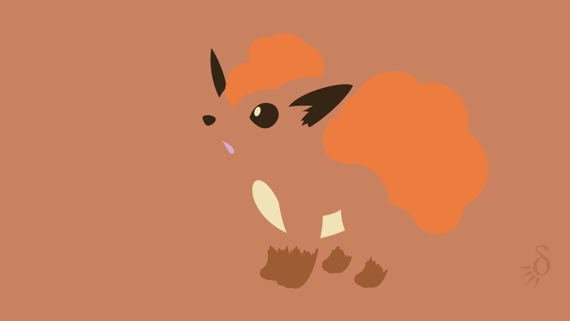 Vulpix by Krukmeister on DeviantArt