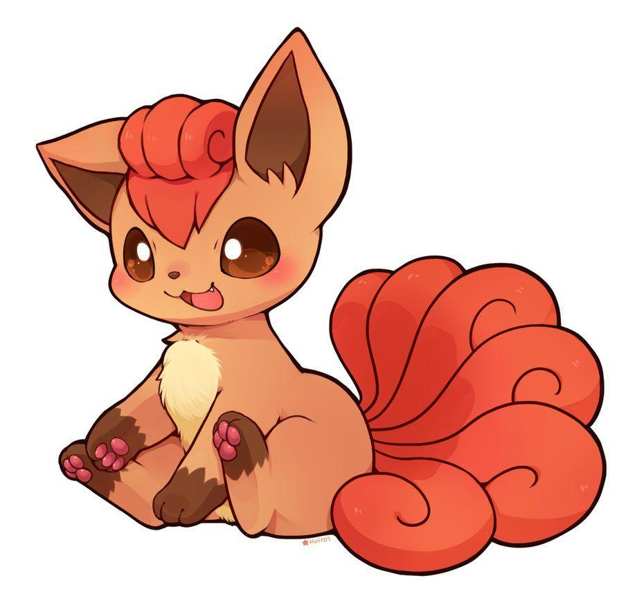 Vulpix by huiro on DeviantArt