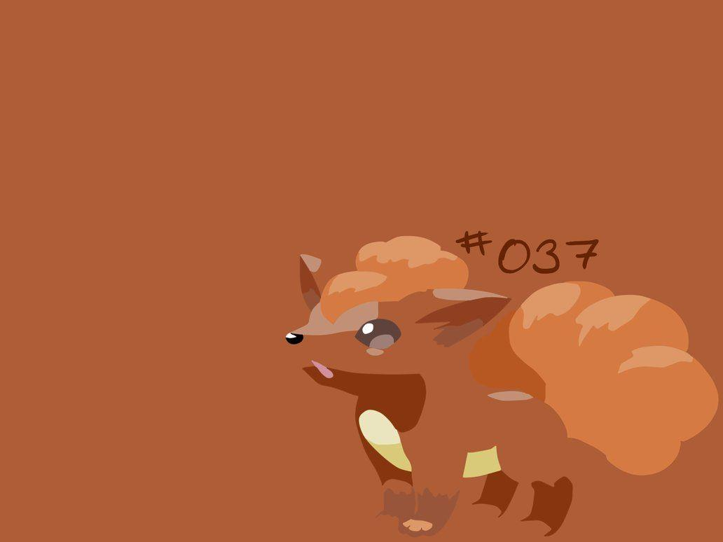 Vulpix Pokemon Wallpaper by ArtisticNinja on DeviantArt