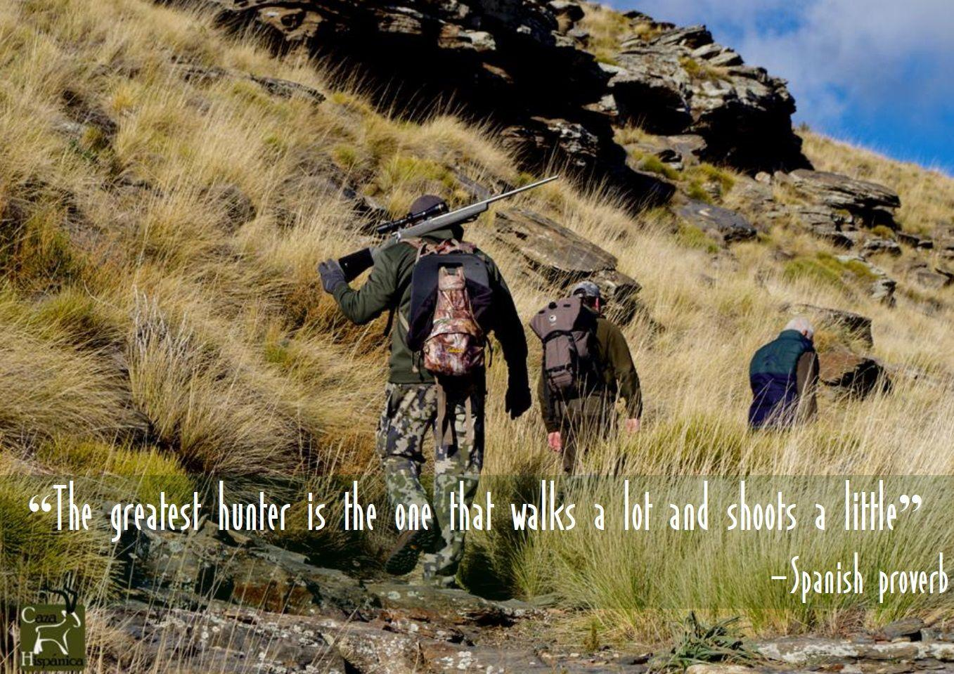 10 Hunting wallpapers and quotes made in Spain