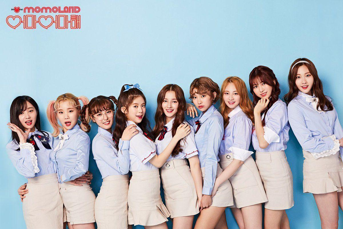 Momoland Wallpapers Wallpaper Cave