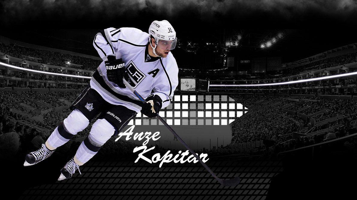 Anze Kopitar Wallpapers by Niniman