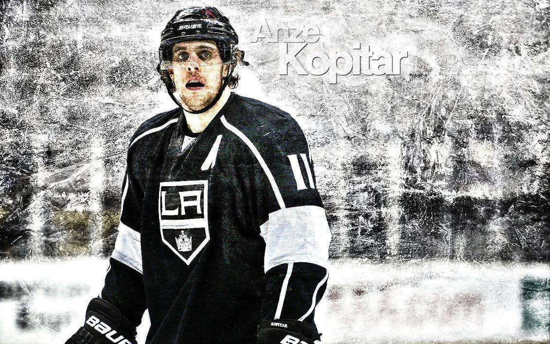 Anze Kopitar Wallpapers by XxBMW85xX