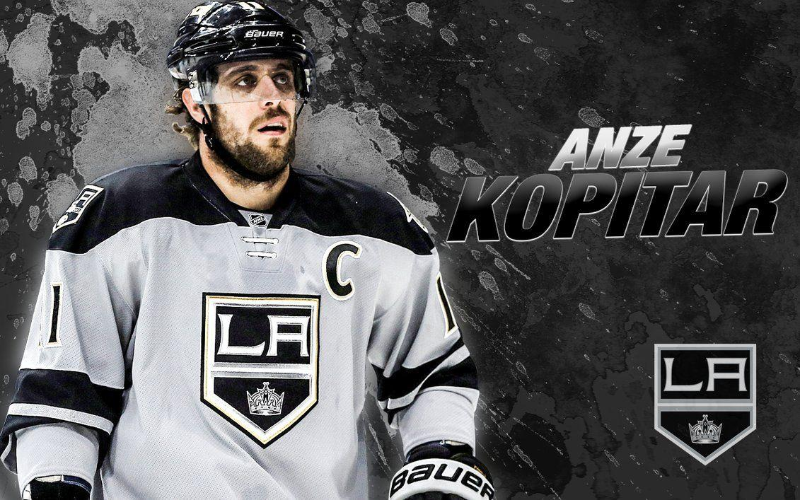 Anze Kopitar Wallpapers by MeganL125