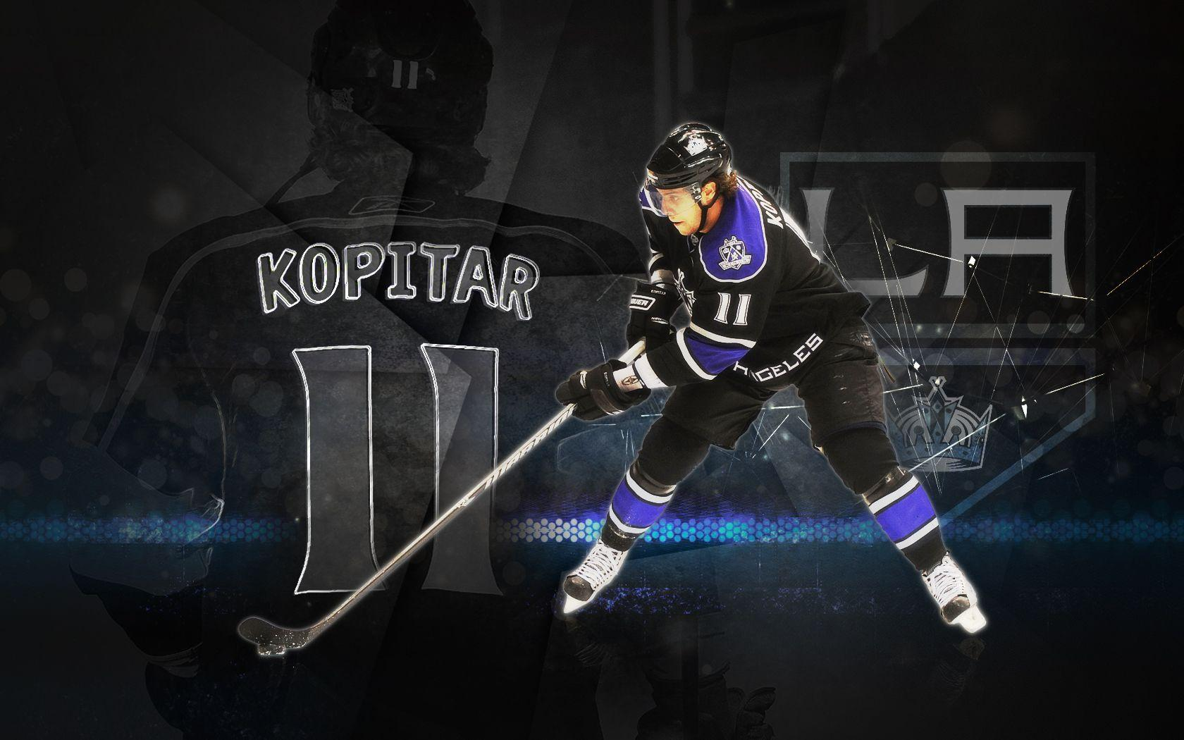 Anze Kopitar Wallpapers