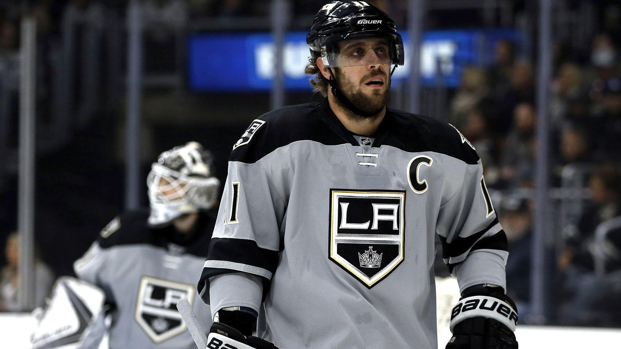 Photo Collection Anze Kopitar Jersey Wallpapers