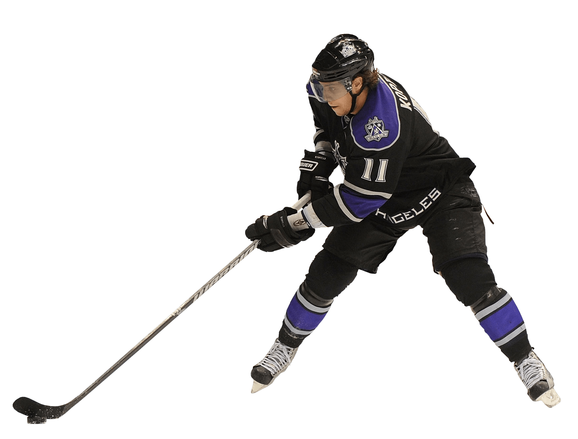 Angers Kopitar - photo wallpapers, pictures with players Angers ...
