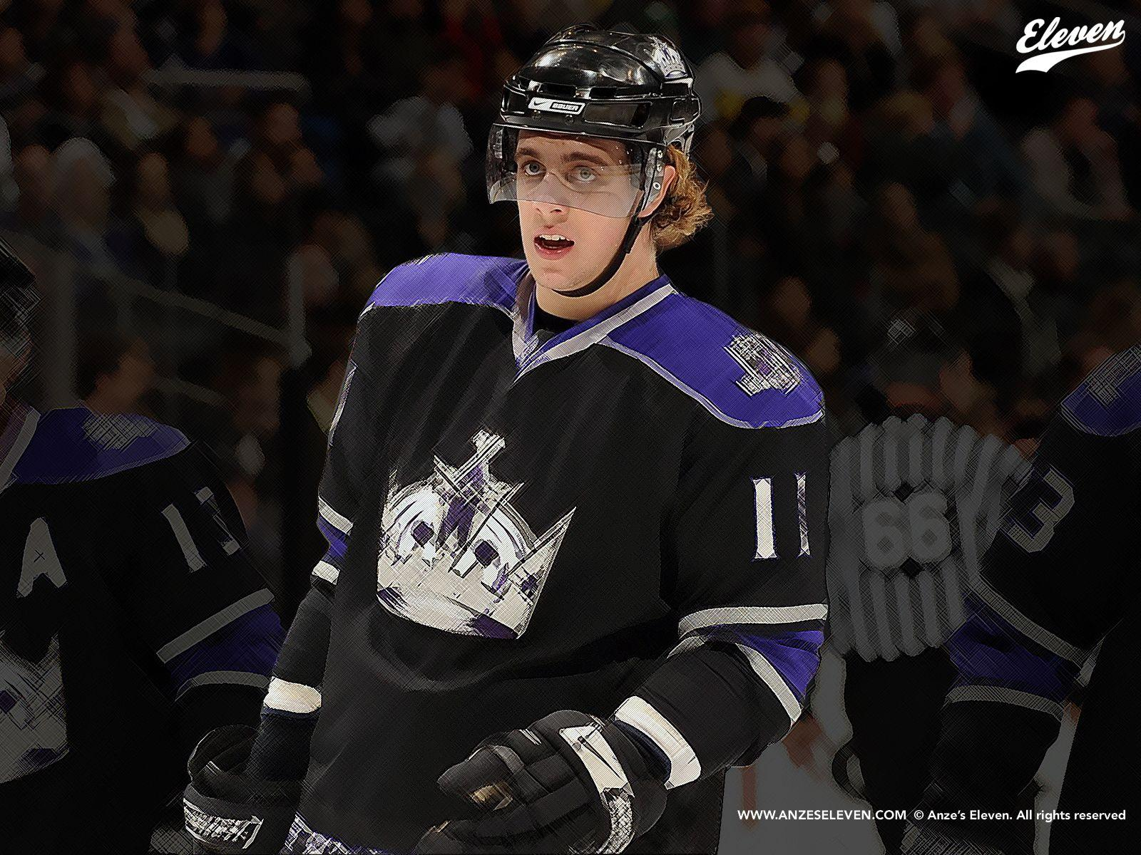 Player Los Angeles Anze Kopitar wallpapers and image