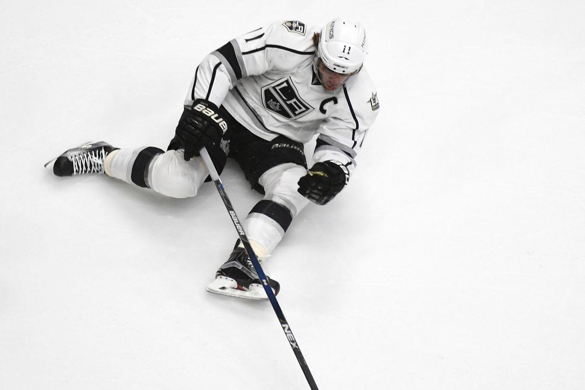 2016-17 in Review: Anze Kopitar is Going to Bounce Back... Right ...