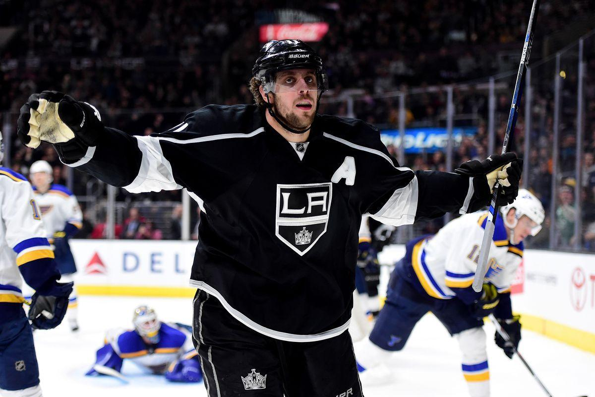 Los Angeles Kings sign Anze Kopitar to massive 8
