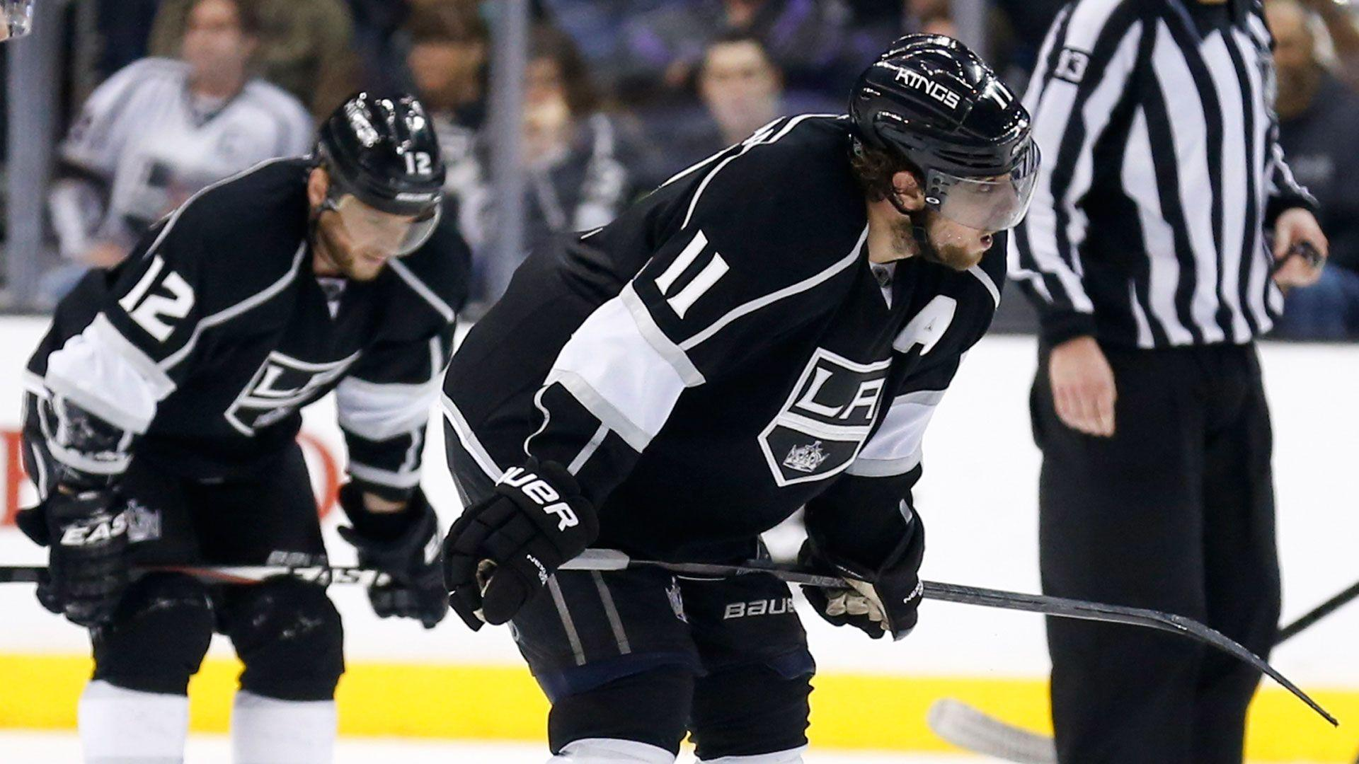 Stanley Cup playoffs: Marian Gaborik's secret is Anze Kopitar