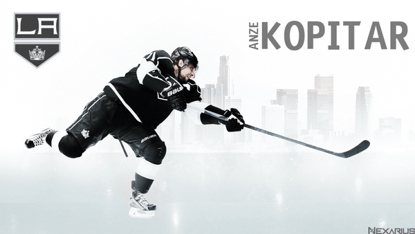 Zach on Twitter: Anze Kopitar wallpapers https://t.co/WDZ4xtKCQu