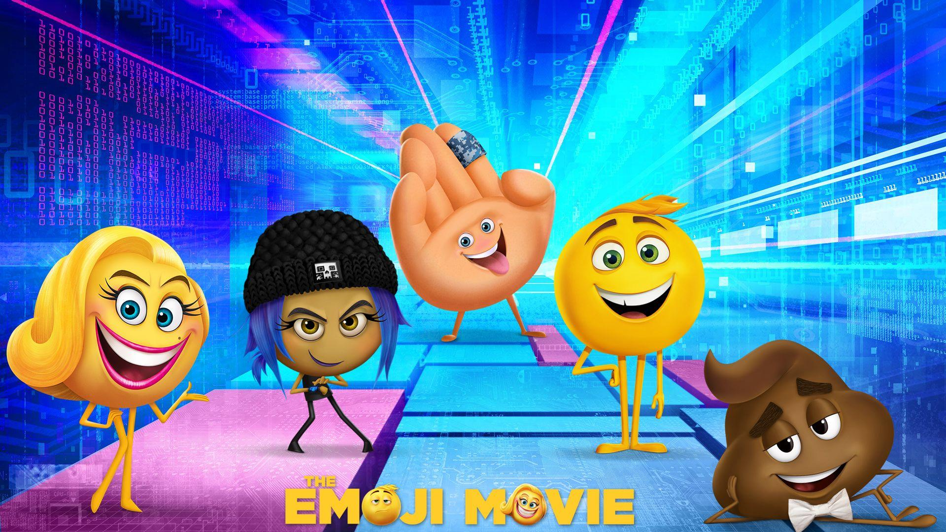 The Emoji Movie Wallpapers  Wallpaper Cave