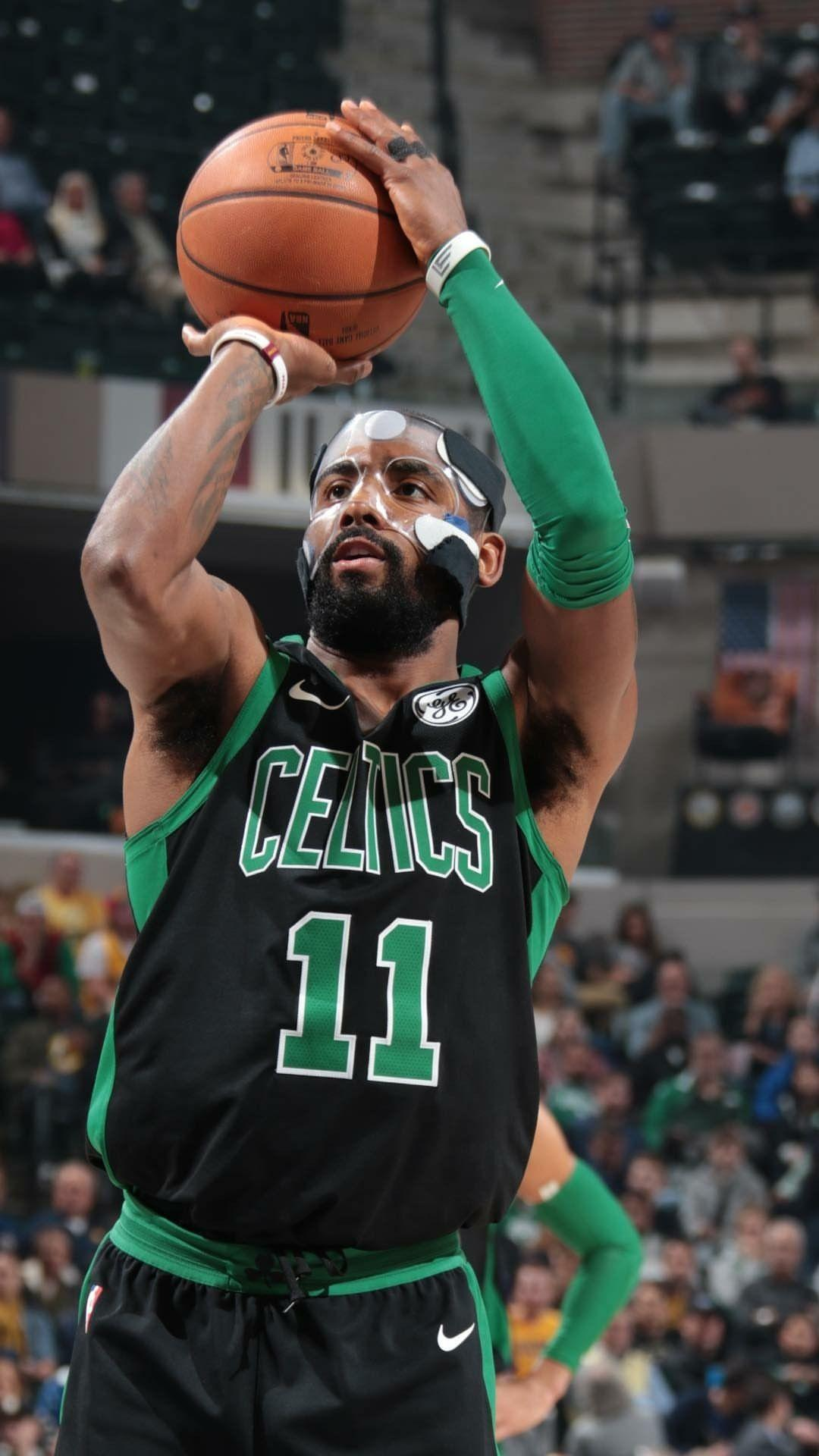 Celtics Kyrie Irving Wallpapers - Wallpaper Cave