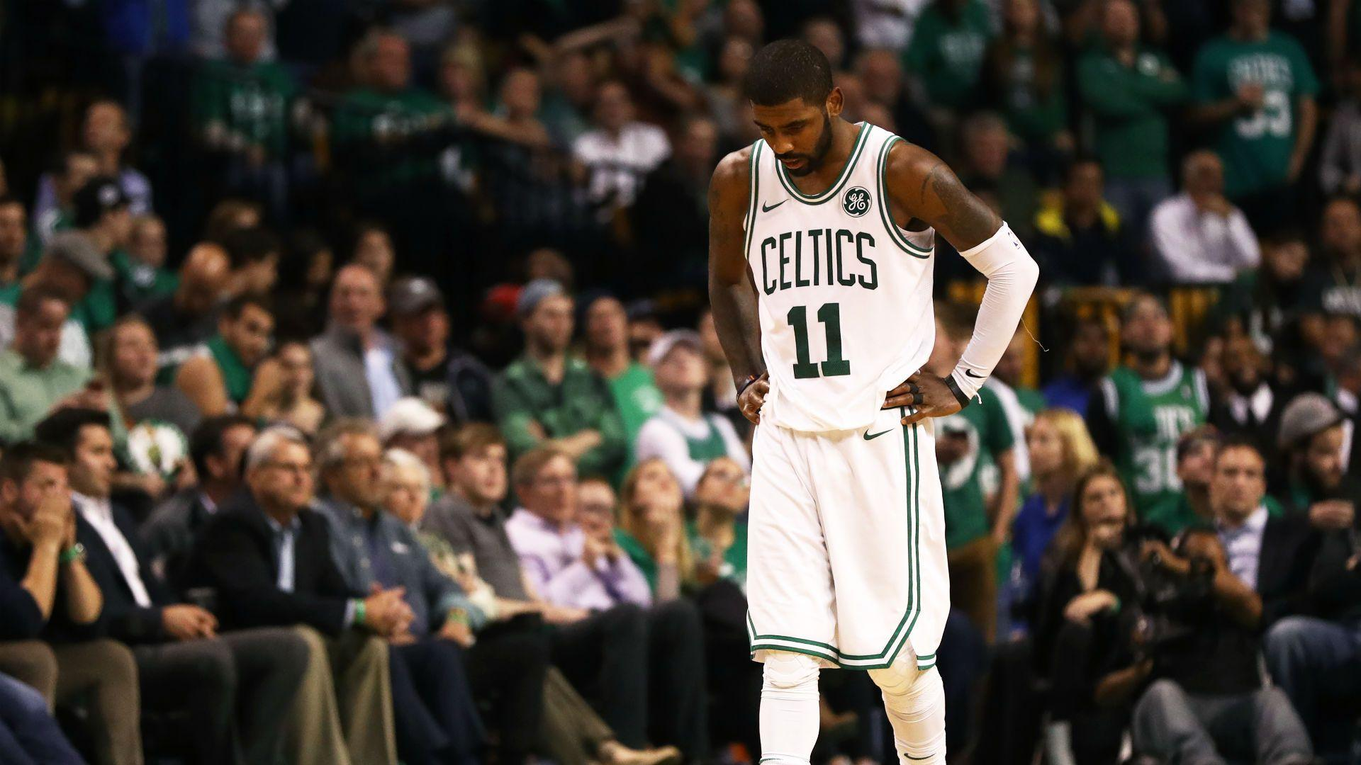 Kyrie Irving wants his own team, but No. 1 status comes with no ...