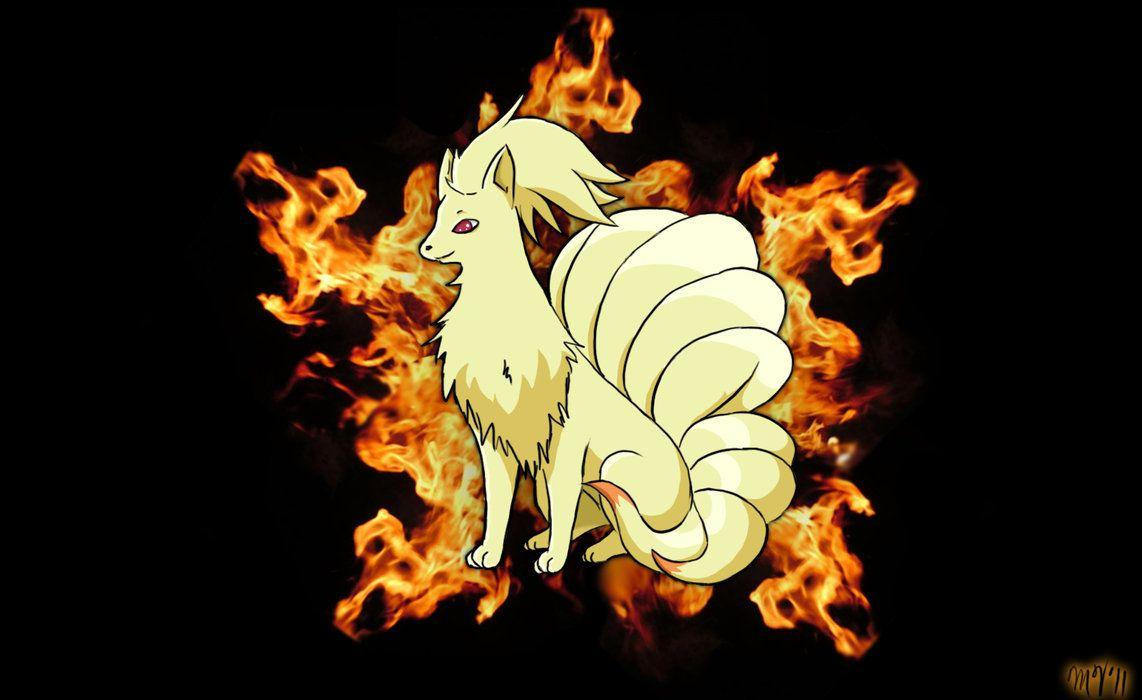 Nine Tails Wallpapers
