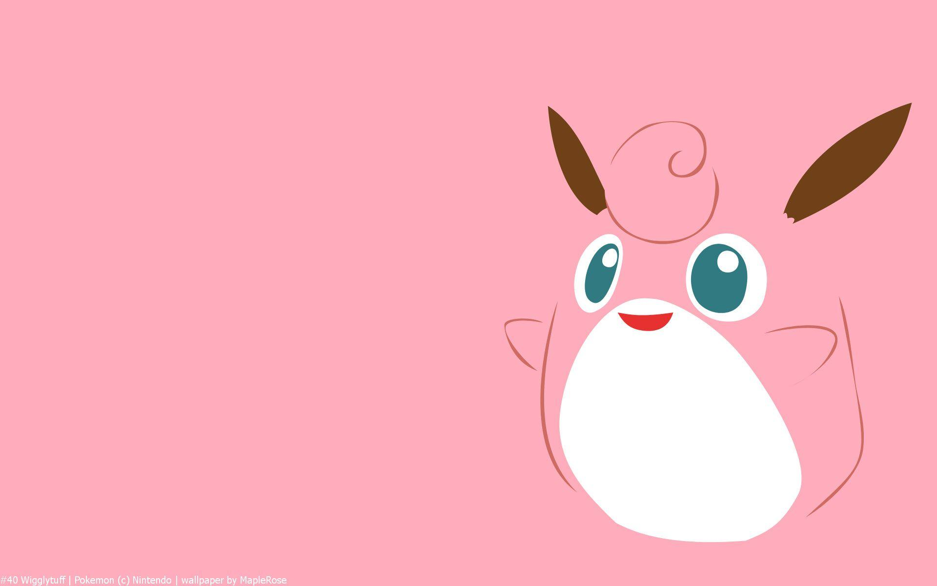 Wigglytuff Pokemon HD Wallpapers