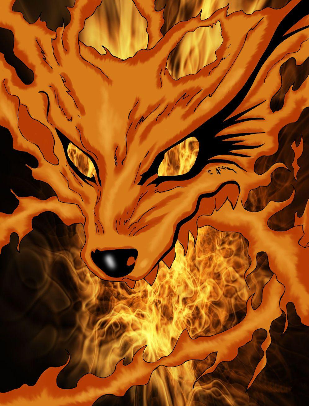 Nine Tails HD Wallpapers