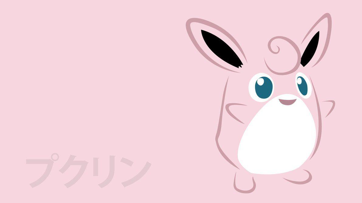 Wigglytuff by DannyMyBrother