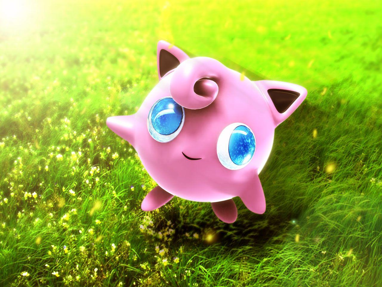 Jigglypuff Wallpapers, Adorable HDQ Backgrounds of Jigglypuff, 48
