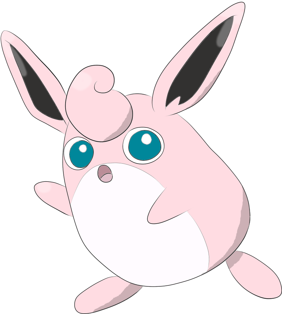 Wigglytuff by BlackVictini