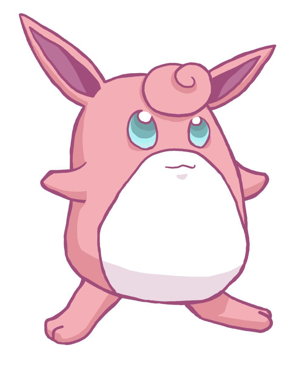 Pokemon: Wigglytuff by Vertigosia