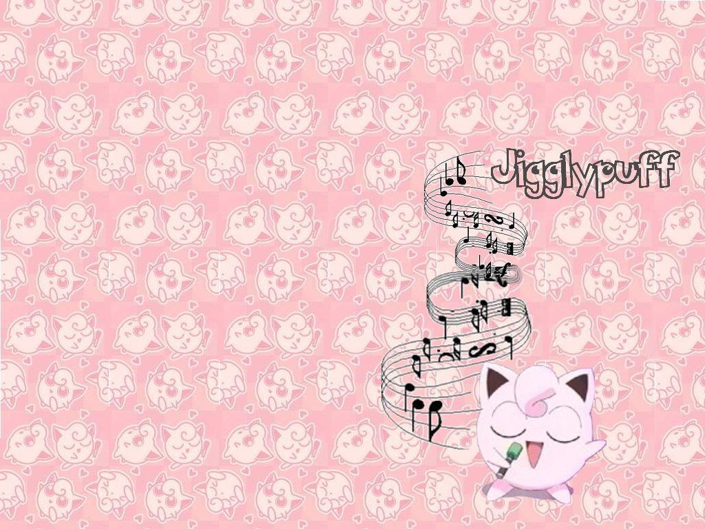Jigglypuff Wallpapers by Rzeznik91