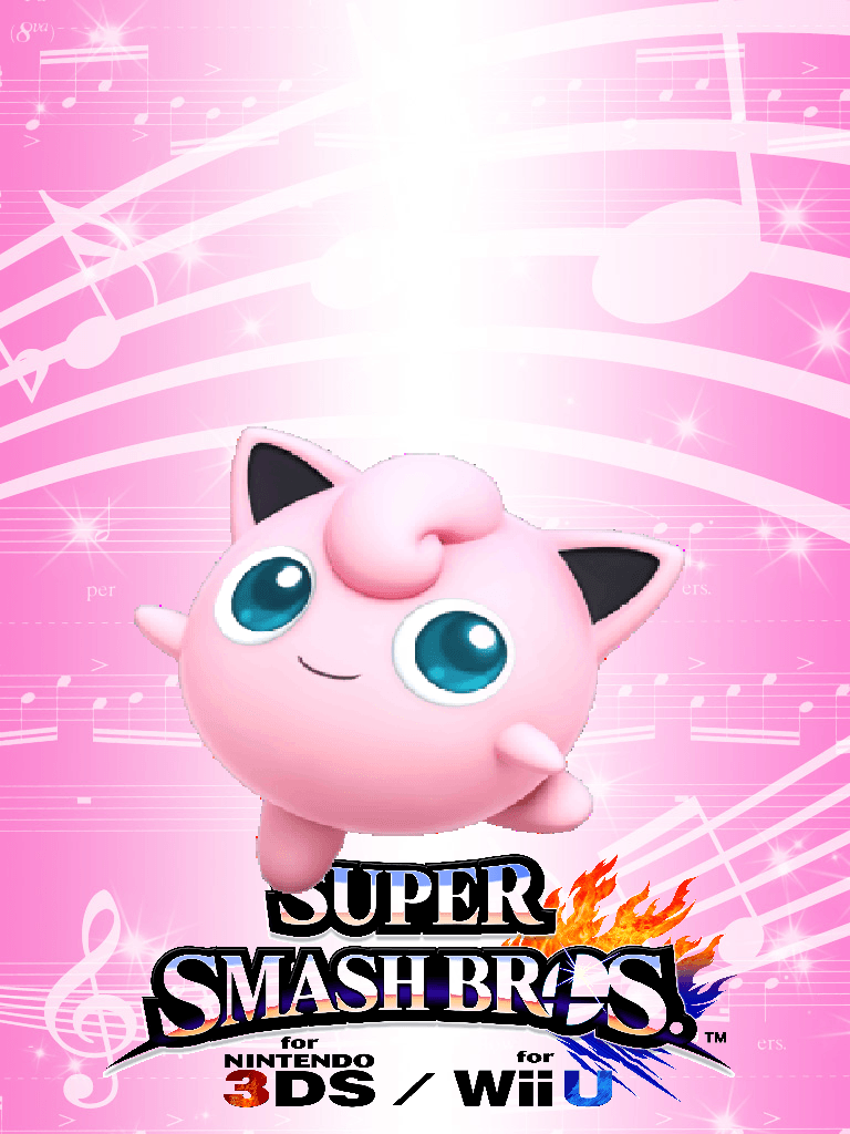 Jigglypuff iphone wallpapers by TheRedThunder360