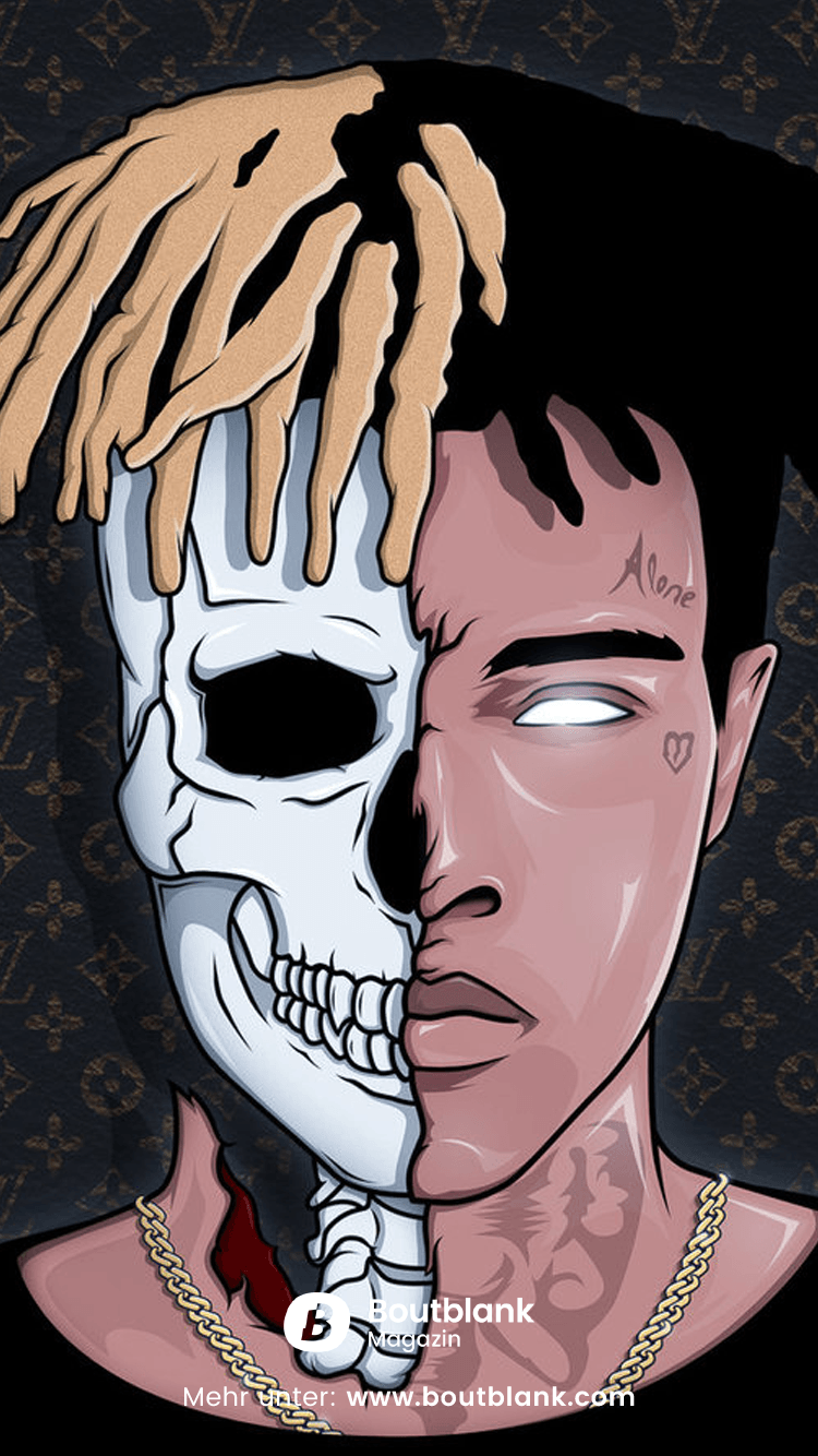 XXXTentacion HD Wallpaper for iPhone and Android - free download ...