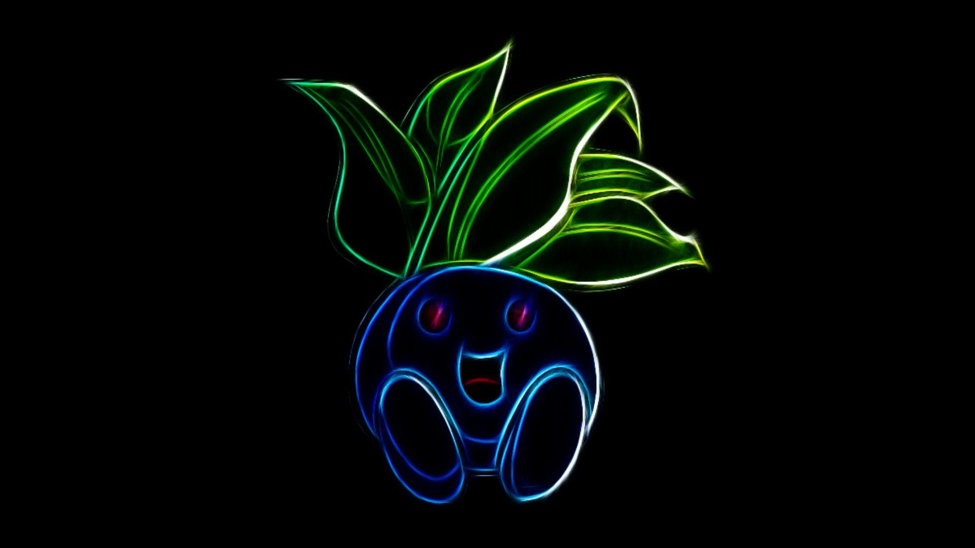 Oddish by TheBlackSavior on DeviantArt