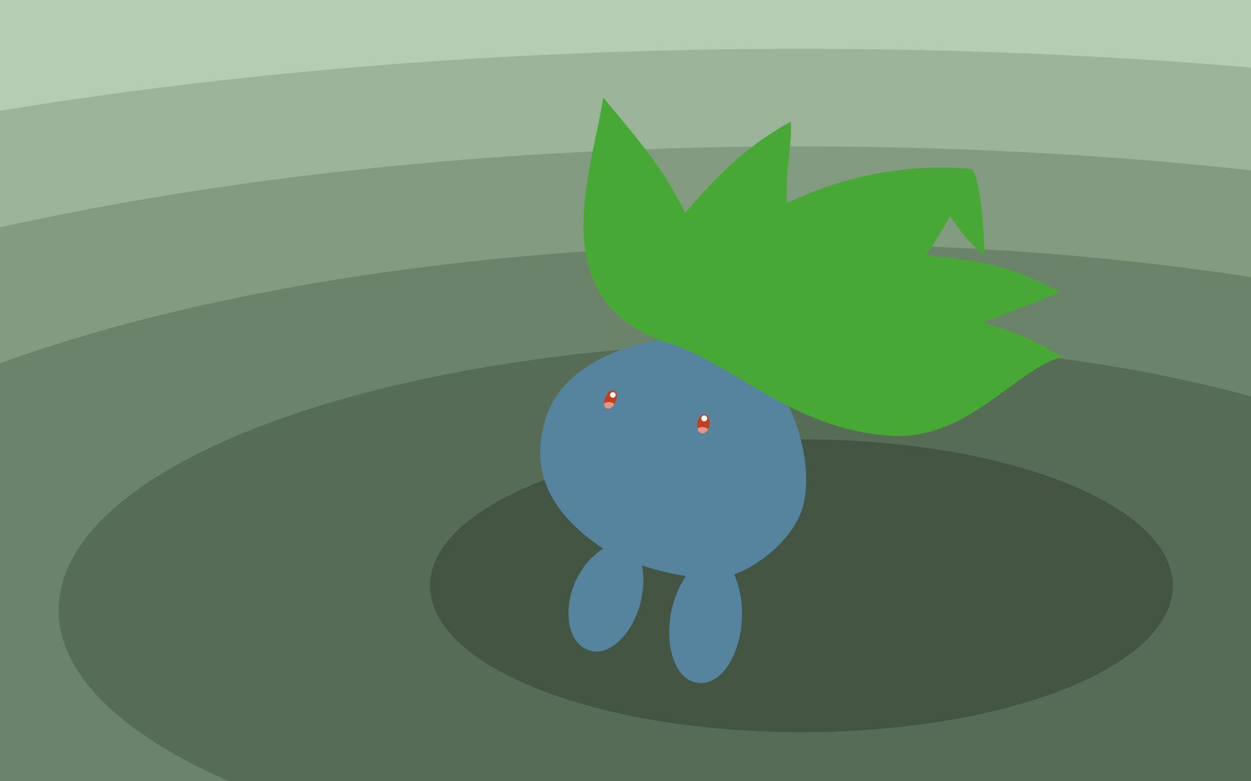 Pkmn 043 Oddish by Senzune on DeviantArt
