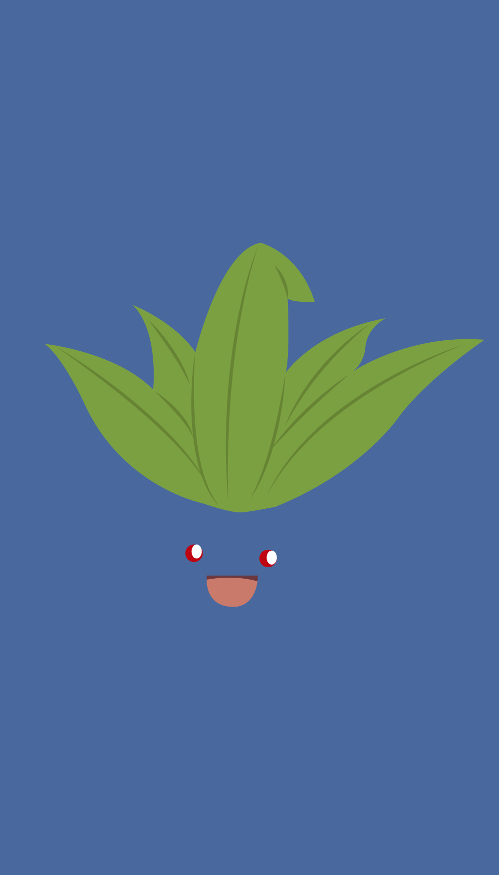 Pokemon Wallpapers Oddish
