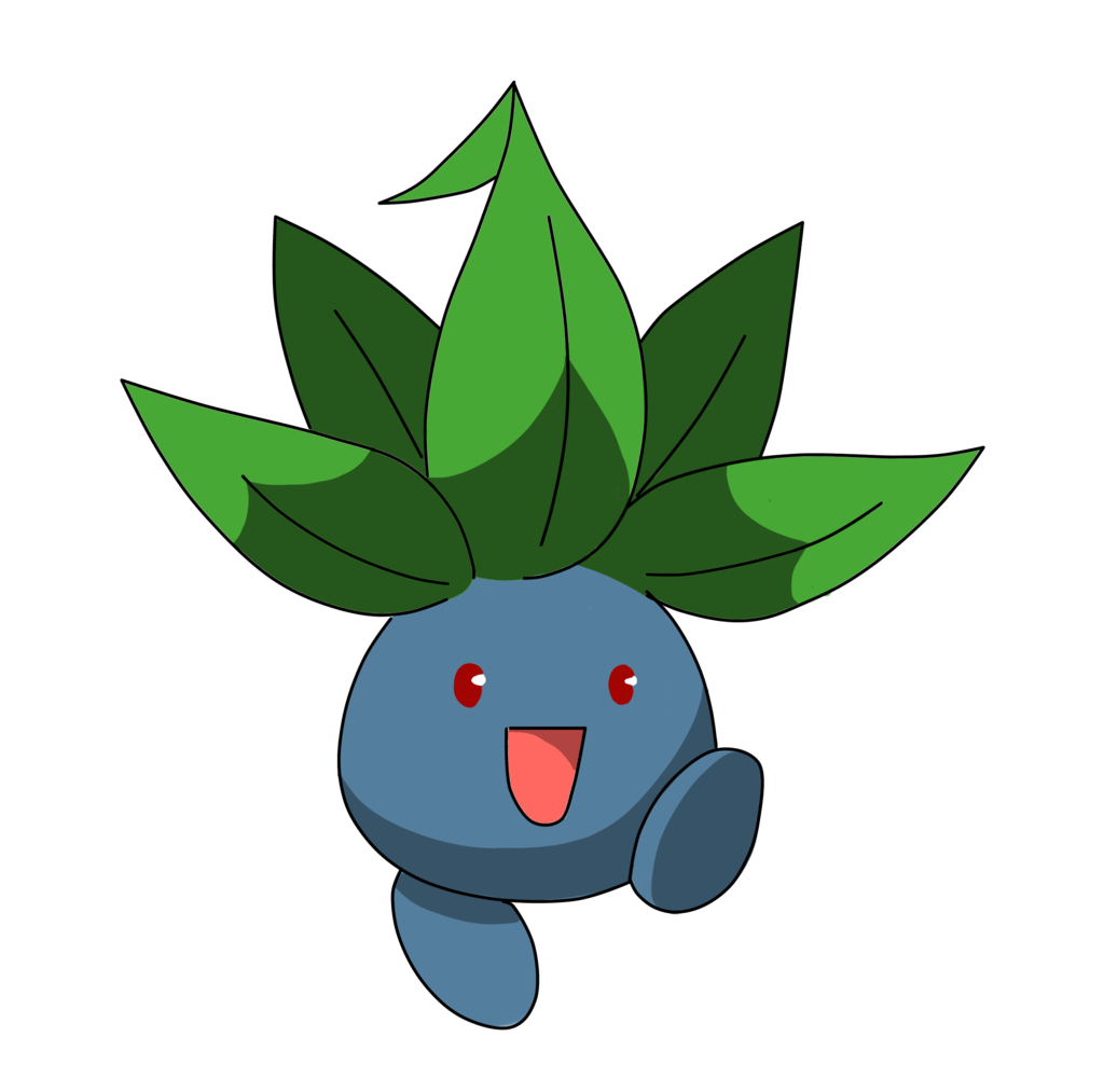 oddish #pokemon #anime #pocketmonsters | oddish | Pinterest ...