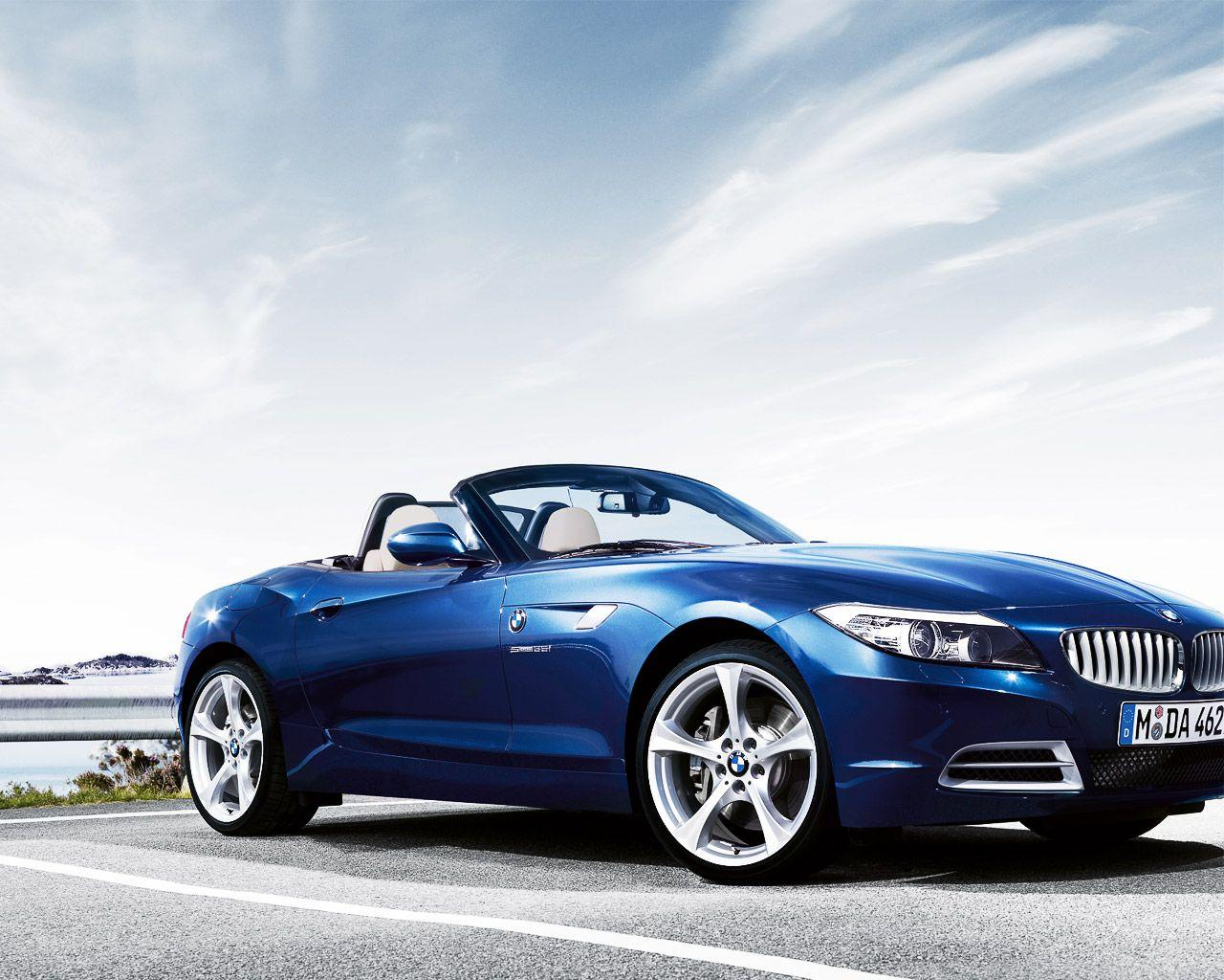 Bmw Z4 Roadster Wallpapers Wallpaper Cave