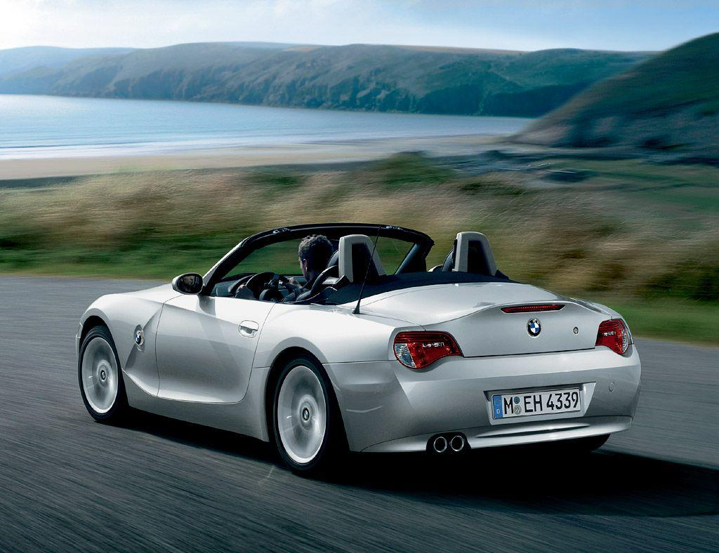BMW Downloads : BMW Z4 Roadster wallpapers