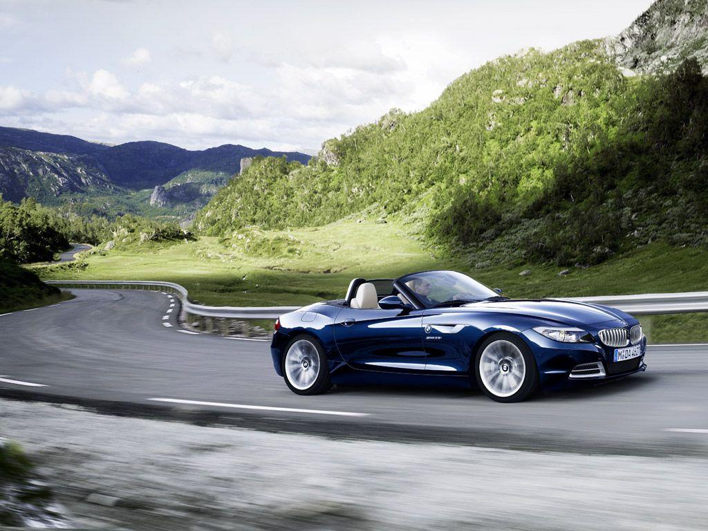 Wallpapers Gallery: 2009 BMW Z4 Roadster