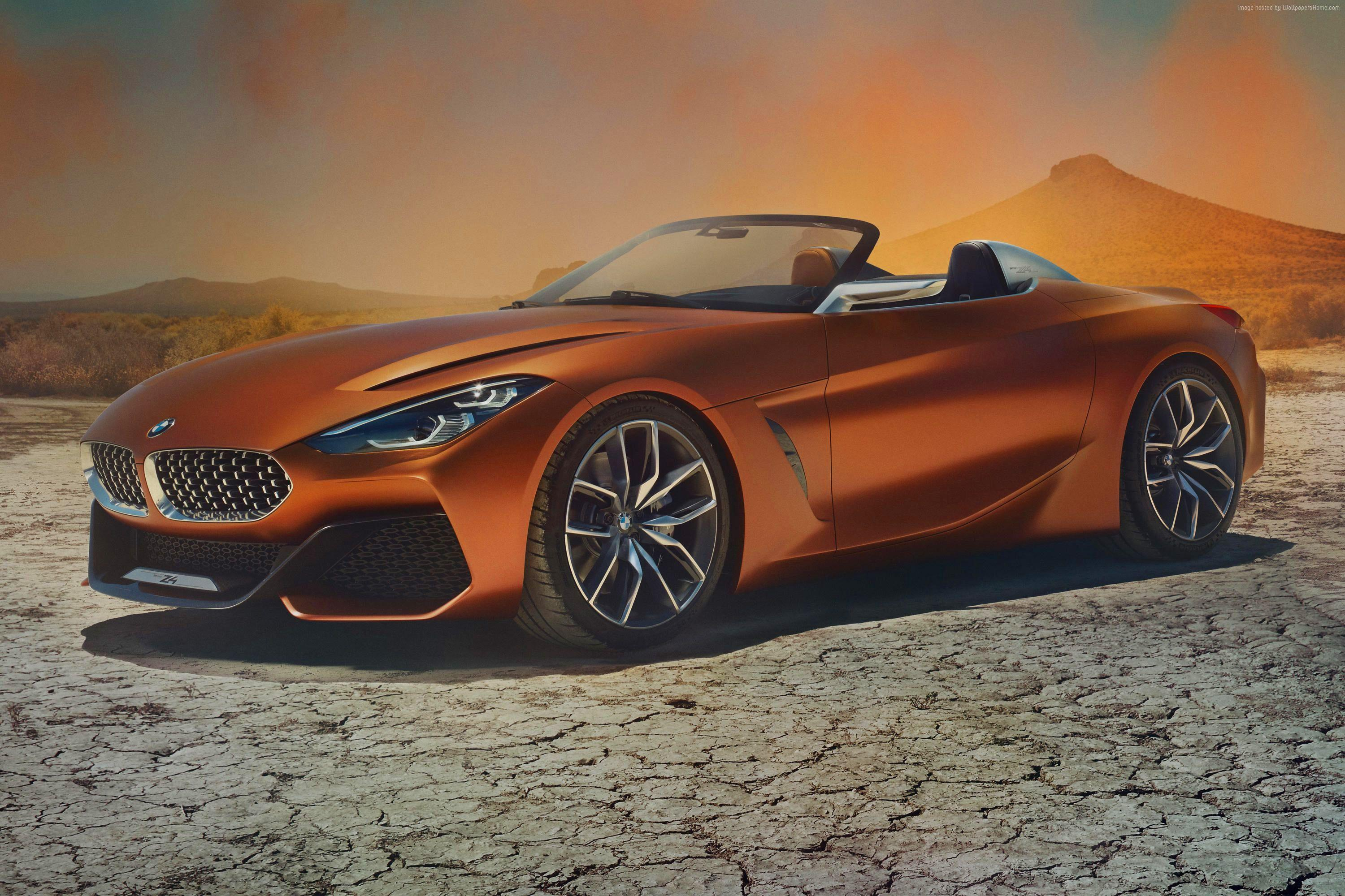 Wallpapers BMW Z4, Roadster, Cars 2018, 5k, Cars & Bikes