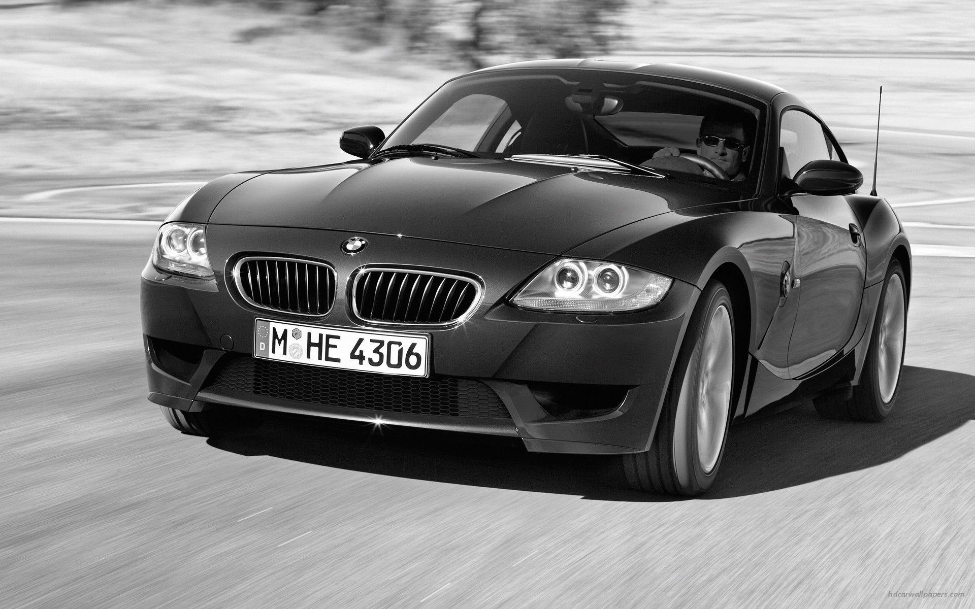 2006 BMW Z4 M Coupe 4 Wallpapers
