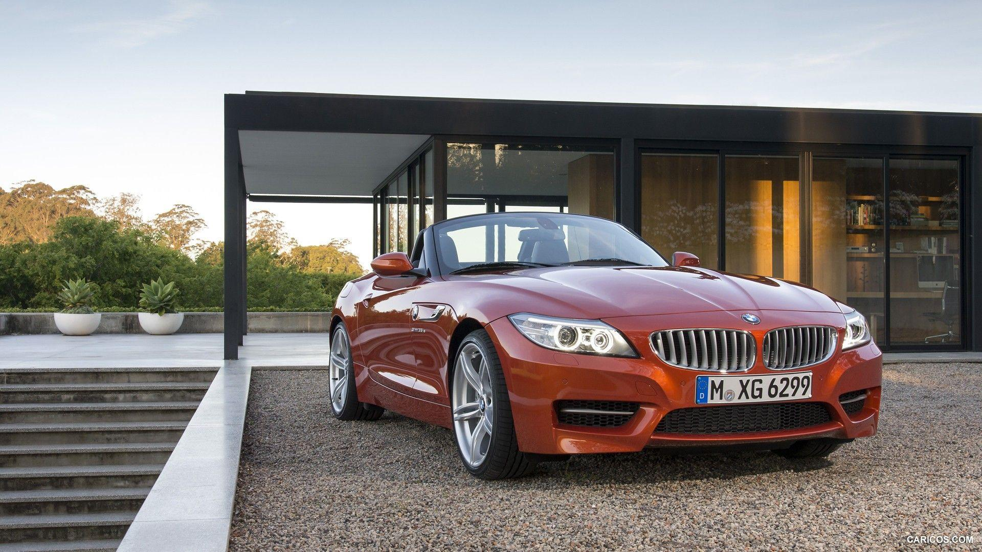 2014 BMW Z4 Roadster New Sports Cars HD Wallpapers of Car