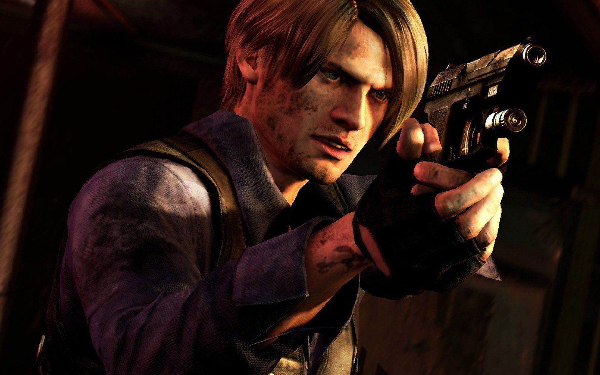 Leon Resident Evil 6 Wallpapers - Wallpaper Cave