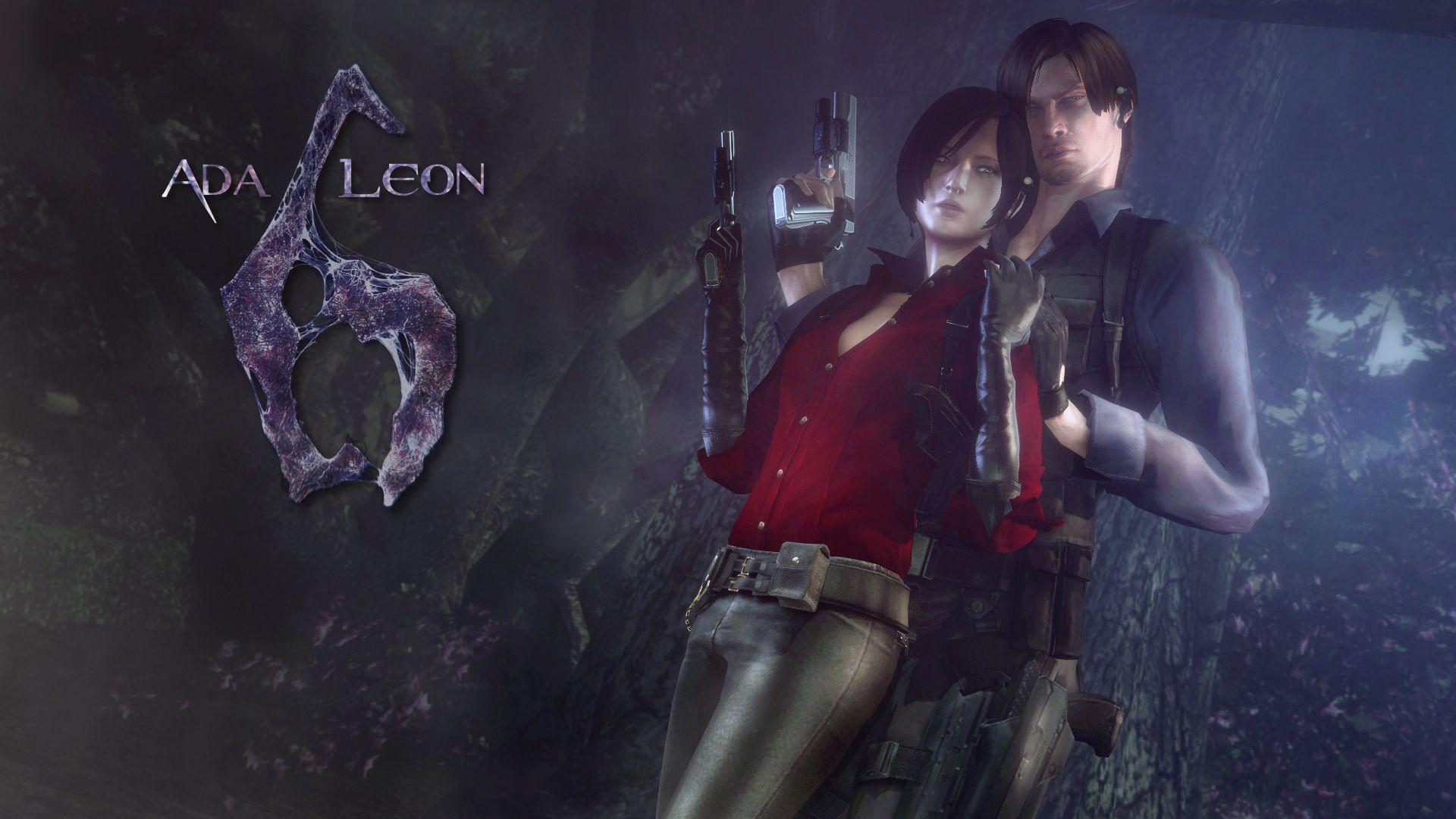 Leon Resident Evil 6 Wallpapers Wallpaper Cave