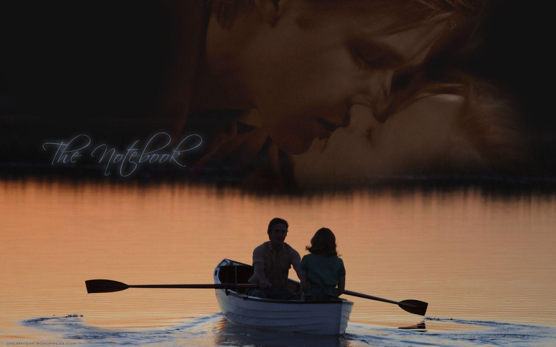 wallpapers The Notebook – kiss