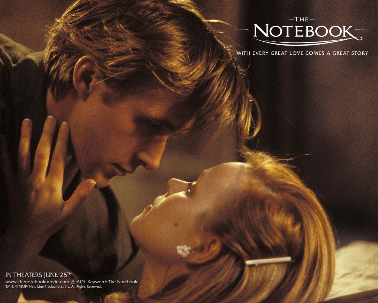 The Notebook Wallpapers