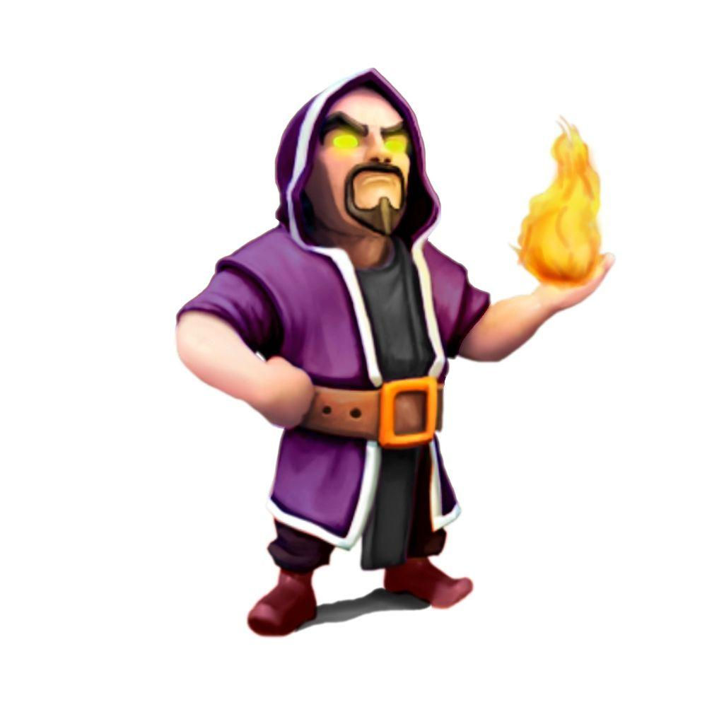 Wizard Clash Of Clans Wallpaper Clash Of Clans Wizard ...