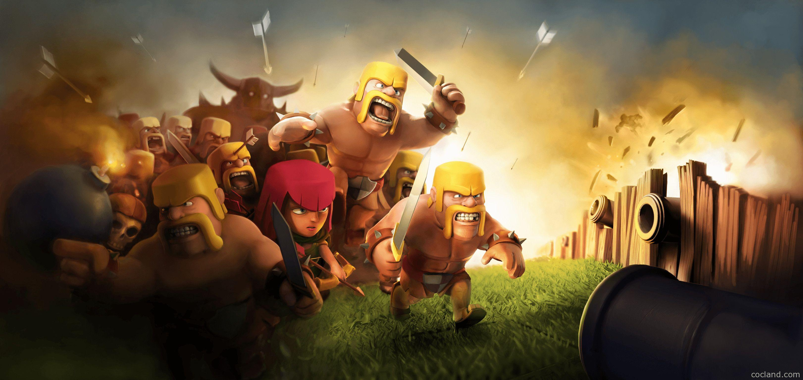 Clash of Clans Wallpapers