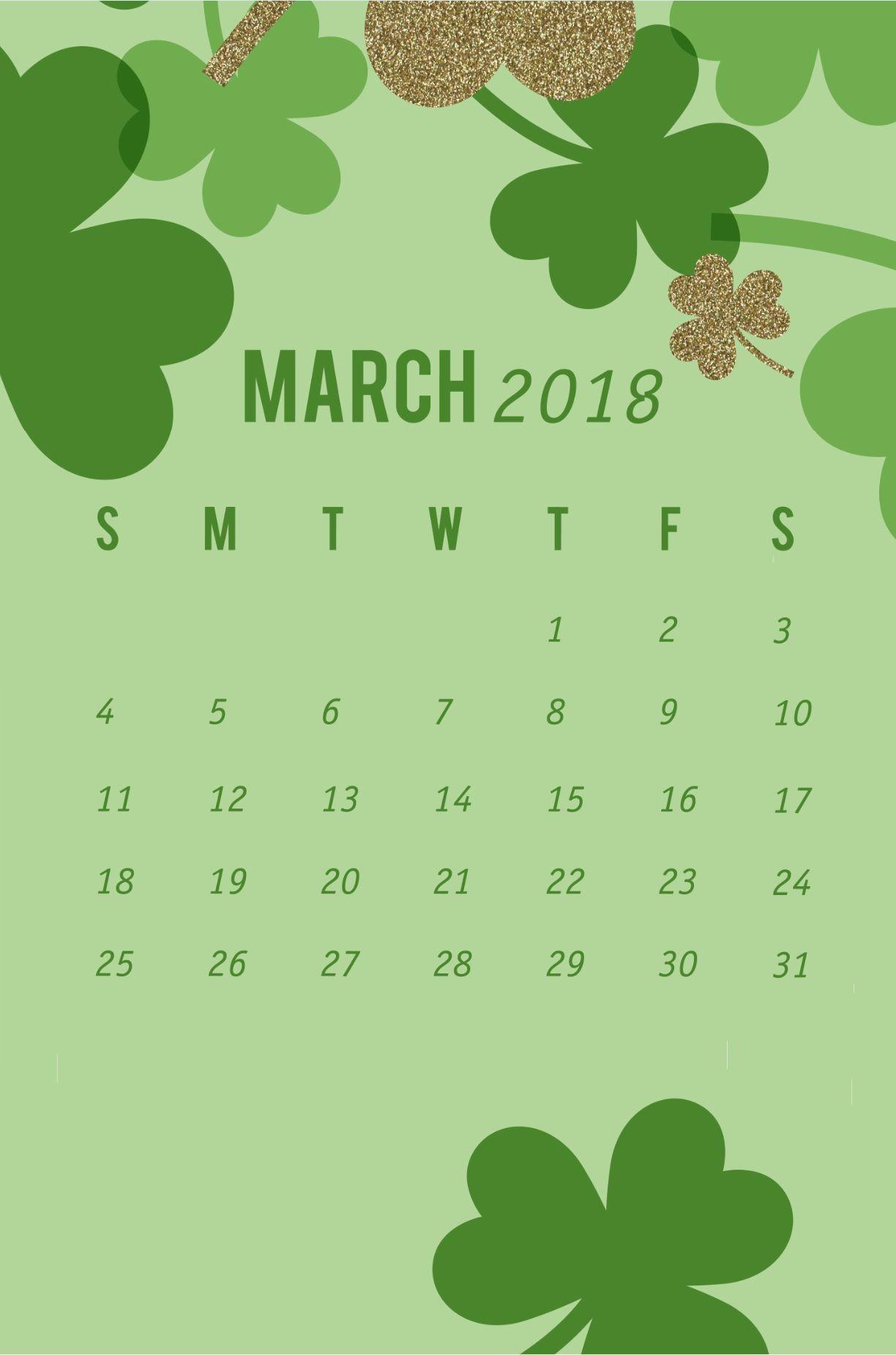 Calendar Wallpaper March : March calendar wallpapers wallpaper cave