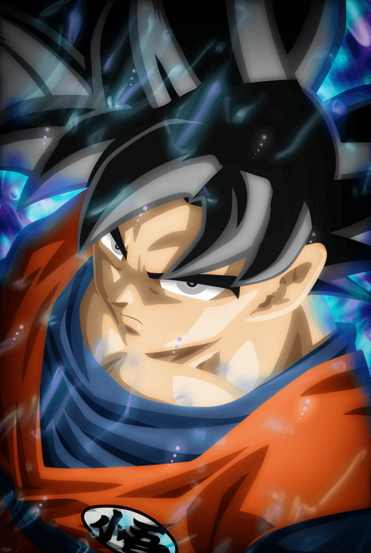 Goku Mastered Ultra Instinct Wallpapers Wallpaper Cave